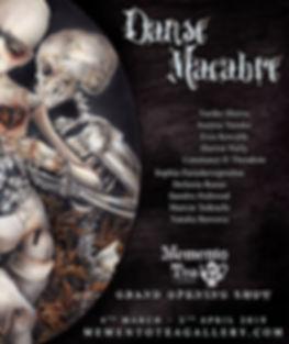Danse Macabre - Gran Opeing - Memnto Tea Gallery