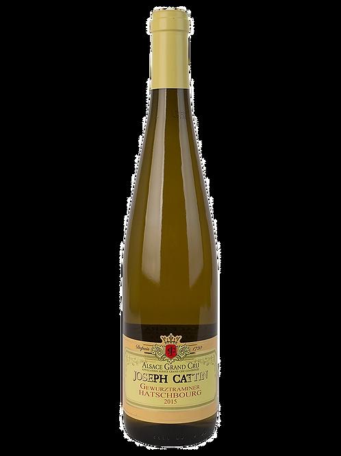 Alsace Grand Cru - Gewurztraminer Hatschbourg
