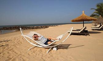 Farniente à Saly au Sénégal