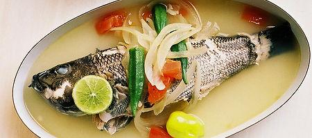 gastronomie du Sénégal, le Caldou une re