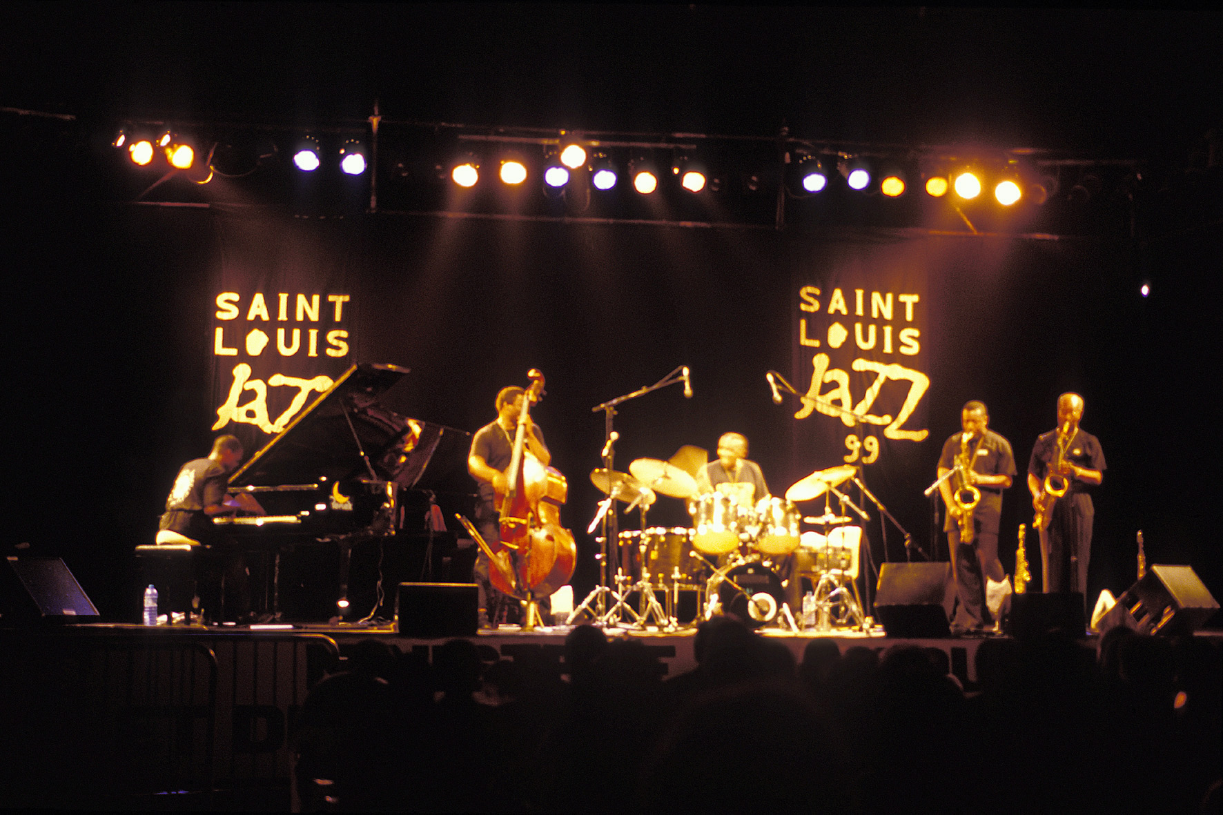 Le festival de Jazz de Saint - Louis