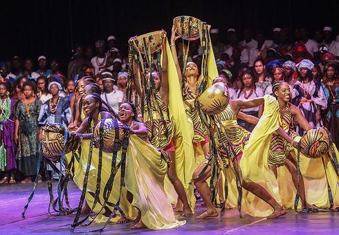 Musique et danse au Sénégal