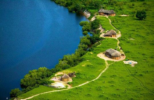 Campement Keur Bamboung, delta du Saloum