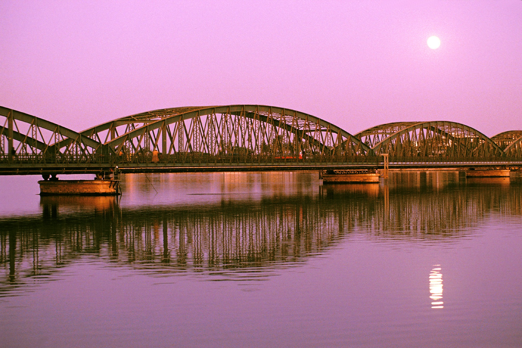Le pont Faidherbe
