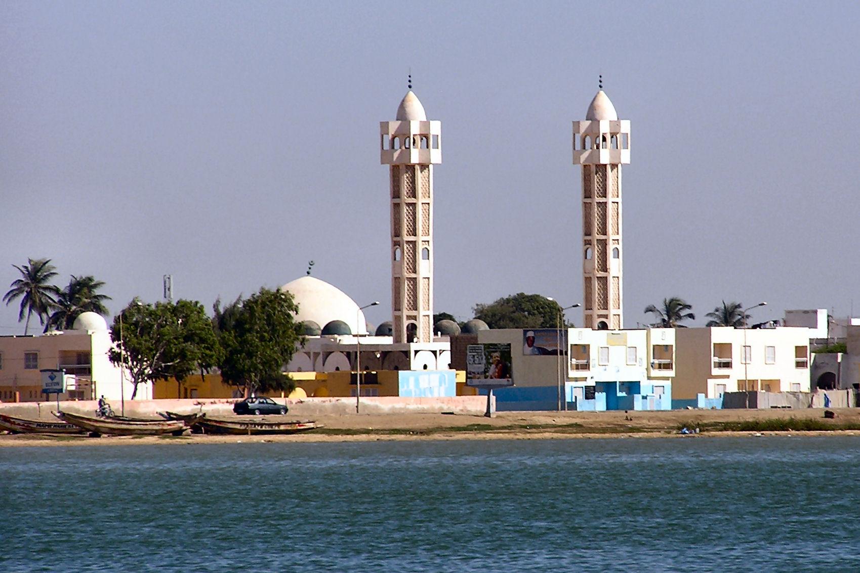 Mosquée de Saint - Louis