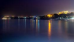 Dakar, le soir