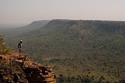 la_vallée_de_Dindefelo en pays bassari,