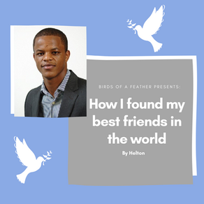 How I found my best friends in the world