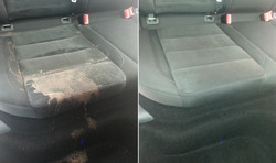 Shampooing sièges
