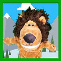 Leonard the Lion | Head of Security | The PauyDorable Show