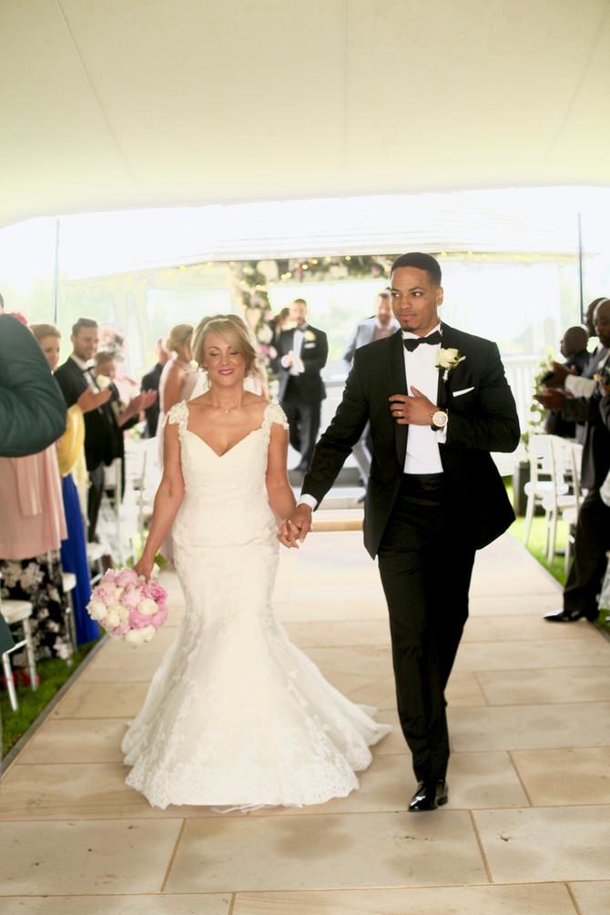 Sophie & Anthony's Wedding at Hayburn Barn