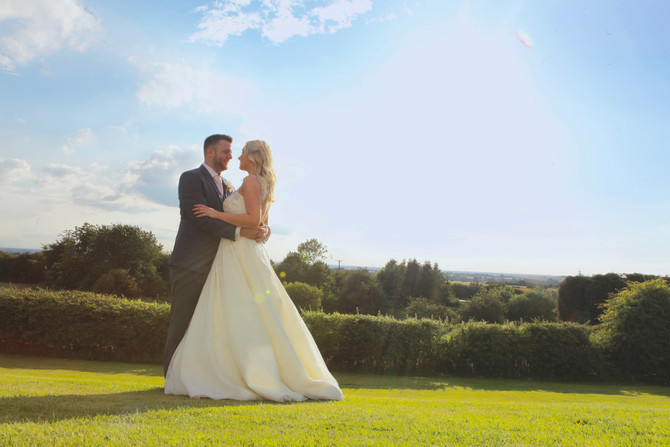 Gemma & Daniels Fantastic Wedding at Rudstone Walk