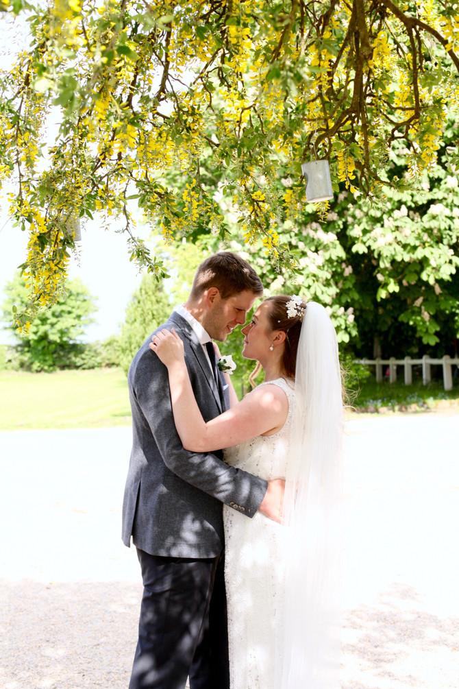 Pip & Graham's Summer Garden Wedding