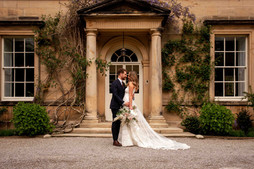 Leigh and Will's Wedding at Middleton Lodge