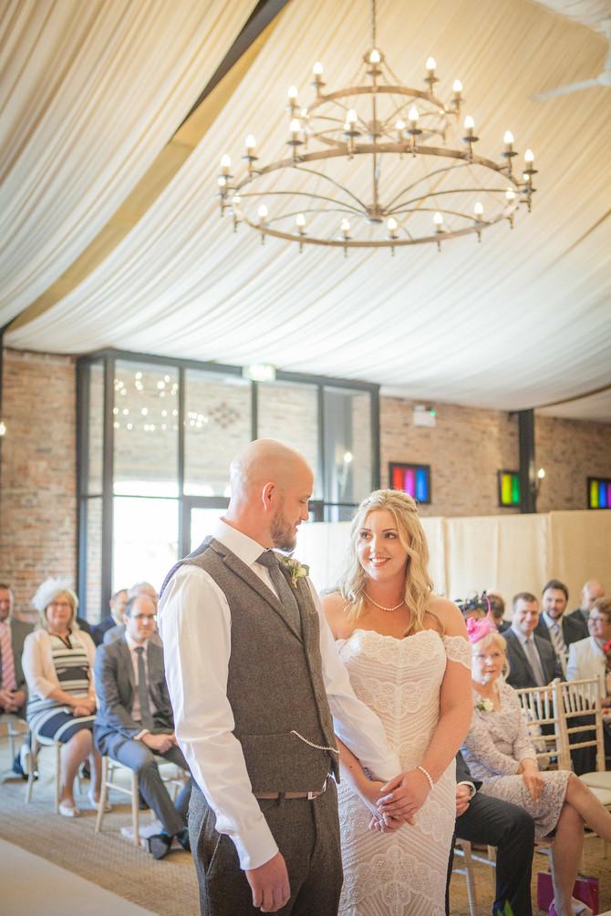 Liz and Jonny's Wedding at Hornington Manor
