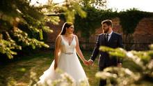 Olivia & Donovan's Wedding at Silchester House