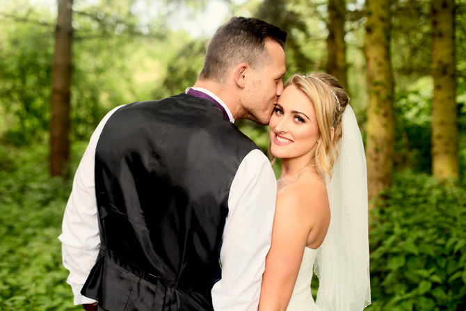 Millie & Lukes Spring Wedding at the Mecure Hotel