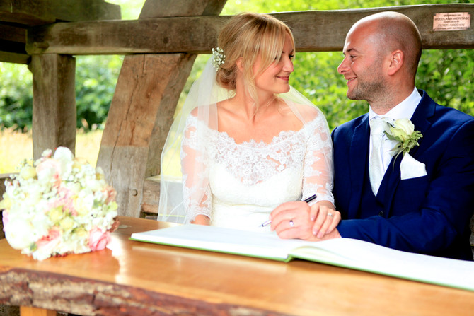 Jodie & Danny's Magical wedding at the Yorkshire Arboretum