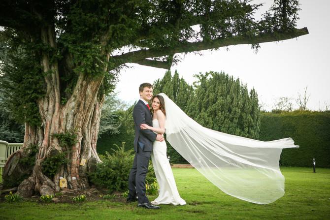 Amy & Ben's Wedding at Hazlewood Castle