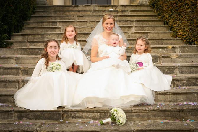 Samantha & Andrew's Wedding at Hazlewood Castle