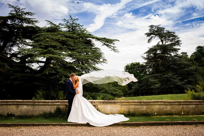 Samantha and Elliott's Wedding at Dumbleton Hall