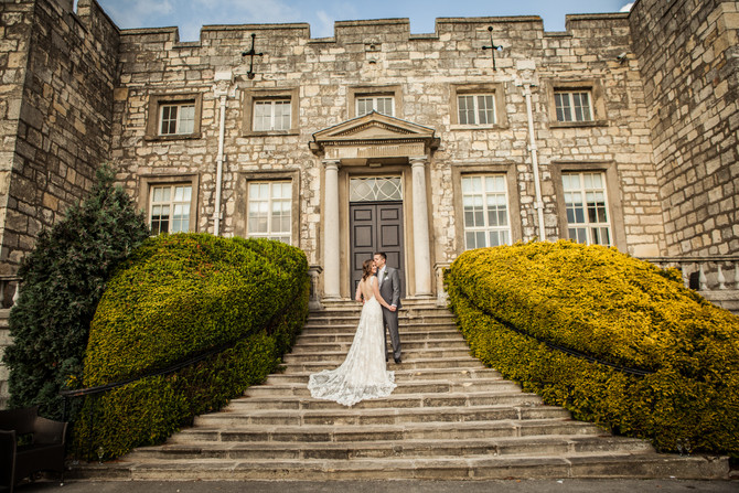 Sarah & Matt's Wedding at Hazlewood Castle