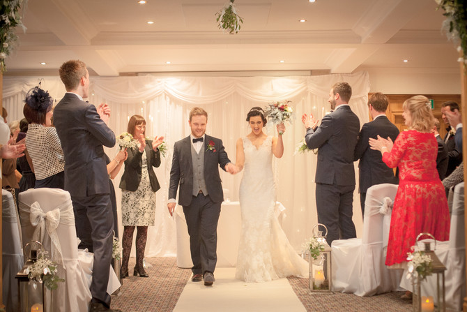 Charlotte and Thom's Wedding at The Devonshire Arms