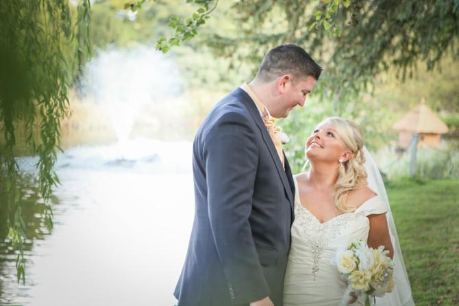 Rebecca & Dave's Wedding at Bagden Hall