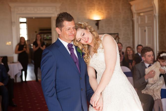 Katie & Peter's Wedding at Hazlewood Castle