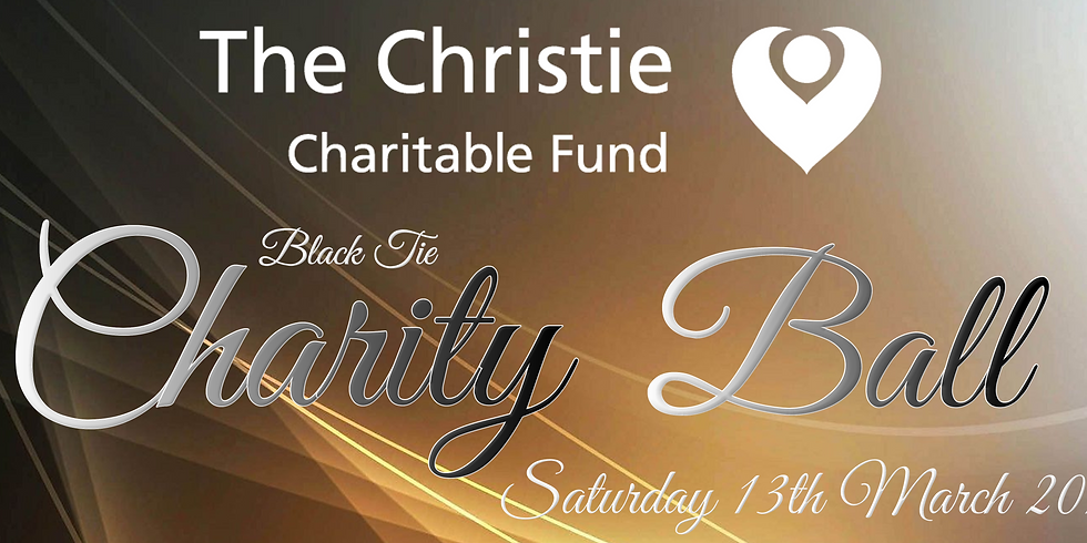 Christie Black Tie Charity Ball