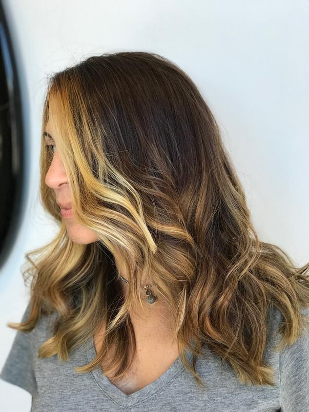 Hair by Lyndsie