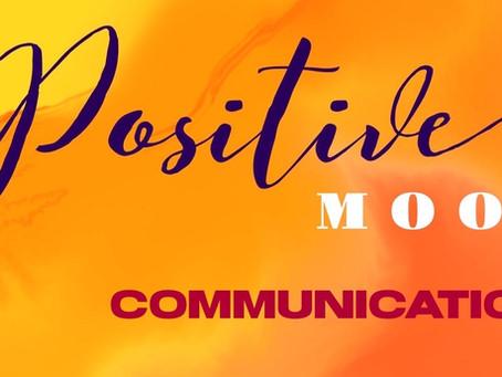 Cosa significa #comunicare positivo?