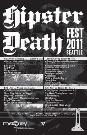 Hipster Death Fest 2011