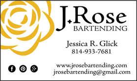 J.Rose Bartending