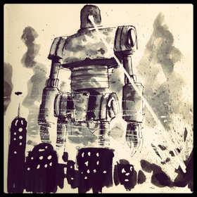 Death Ray Sketch