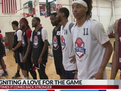 25 try out for 2nd season on Raleigh's pro basketball team