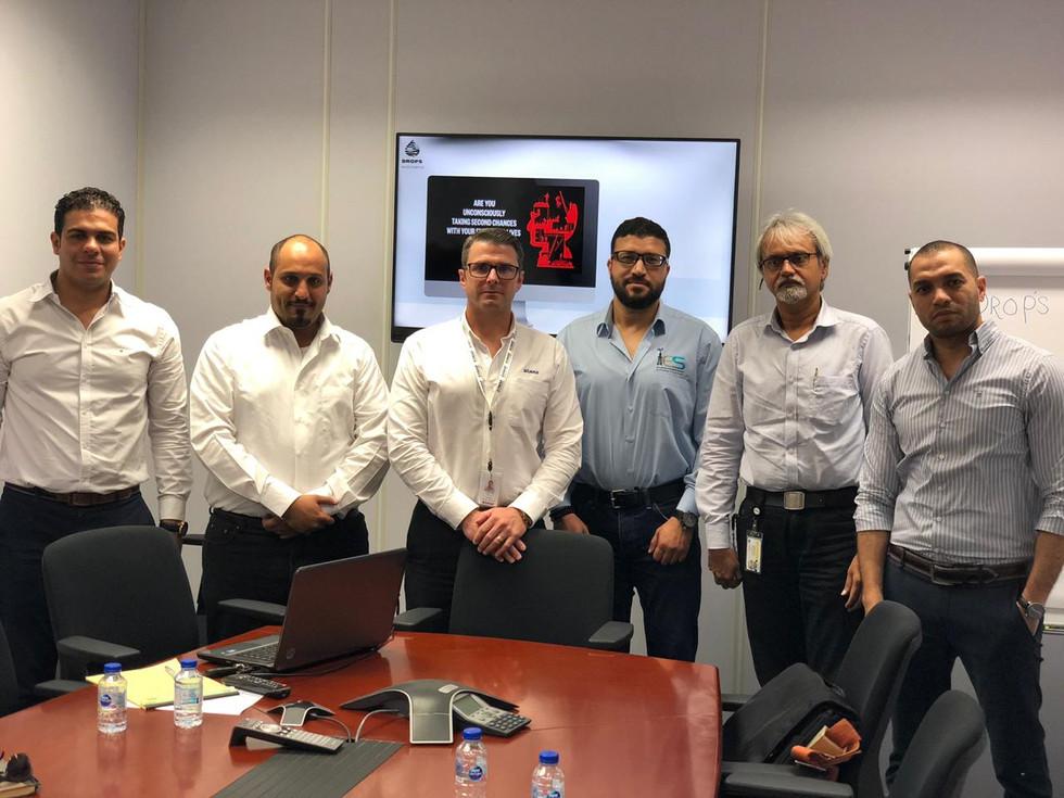Training Work-Group meeting