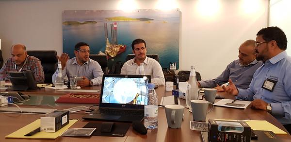 Saudi Chapter Meeting