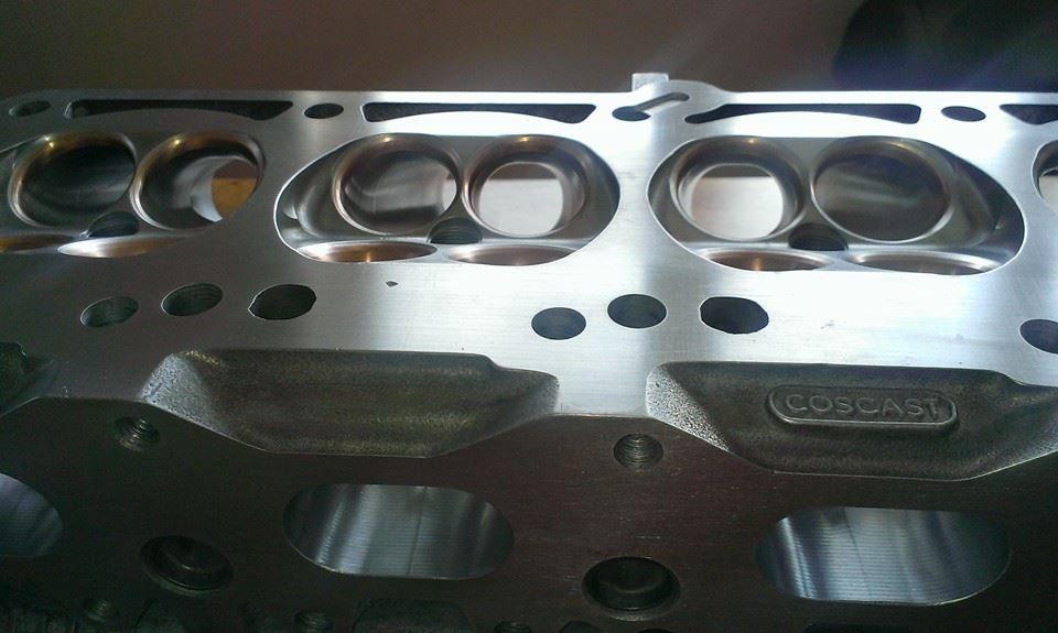 Vauxhall XE CNC Phase 3 Head (Upgrade)