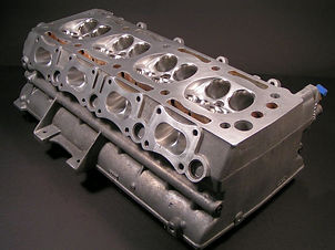 AP Racing Engines 16V COSWORTH CYLINDER HEADS
