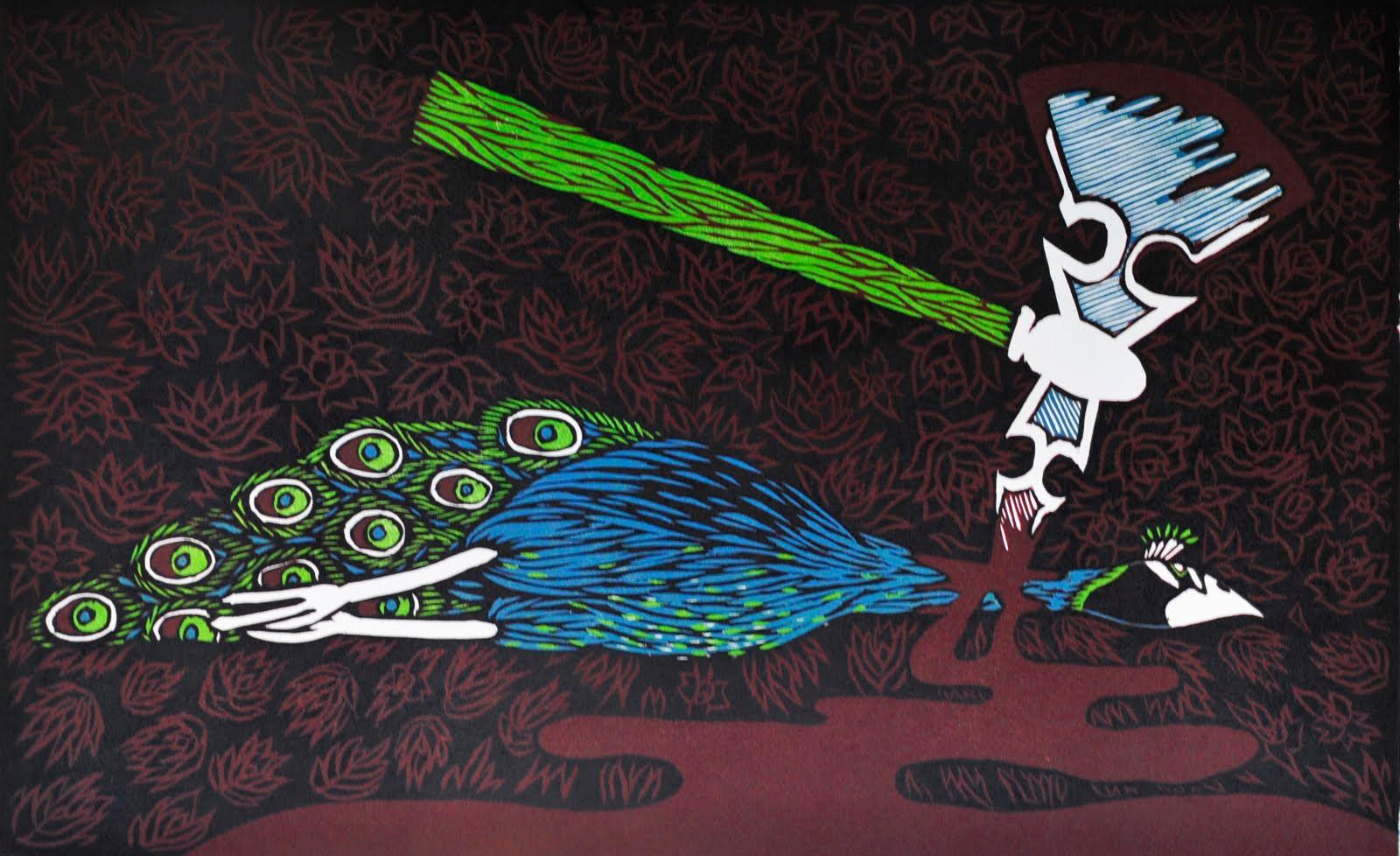 ALEGORÍA_DE_LA_BELLEZA.woodcut.37x60cm.2