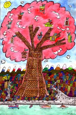 """Árbol patrimonial"" (Colección Anticrónicas Patrimoniales)."