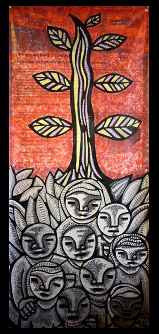 «Folil unkuntun (La raíz del canto)»