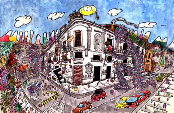 """Palacio Luis Cousiño"" (Colección Anticrónicas Patrimoniales)"