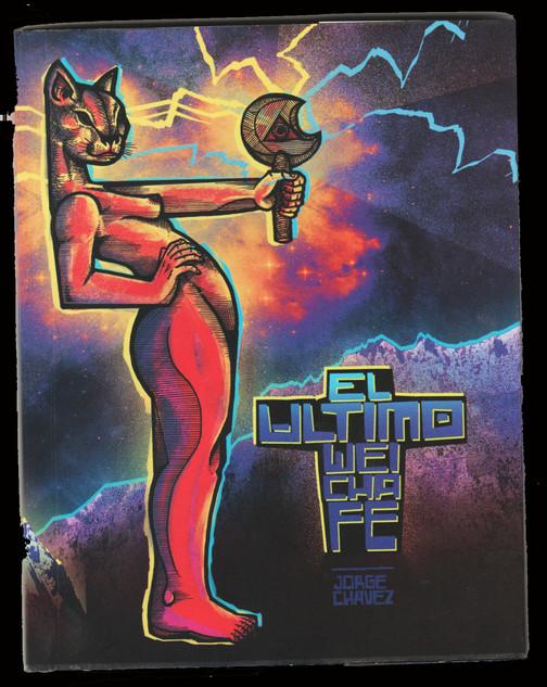 """El ültimo Weichafe"" - Coomic Book"
