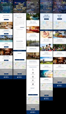 Orange Lake Resorts Mobile Site