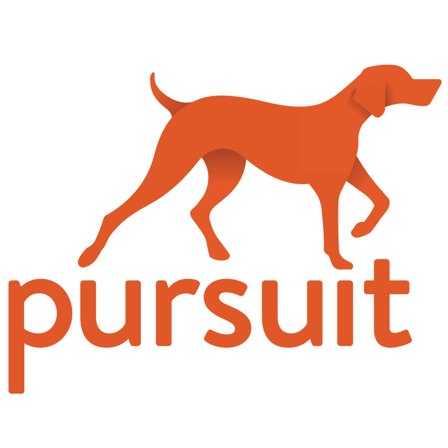 Pursuit Logo Design