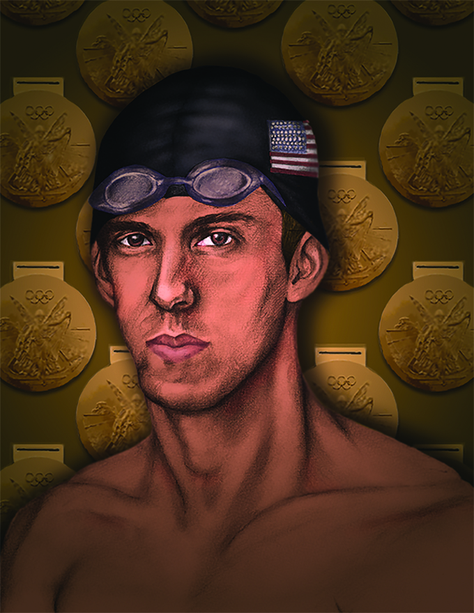 Michael Phelps Most Winningest