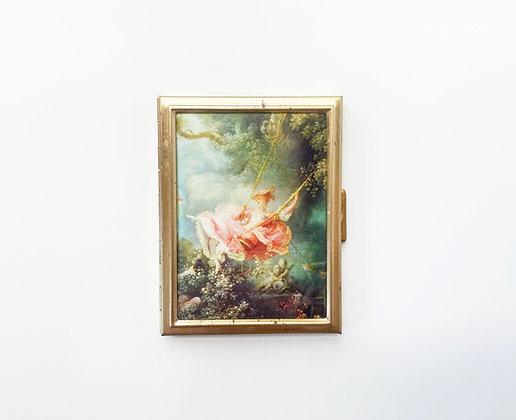 "Jean-Honoré Fragonard's ""The Swing"" Vintage Pocket Photo Album"