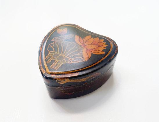 Heart-shaped Jewelry Storage Box